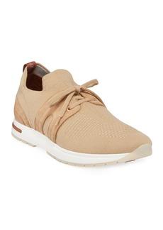 Loro Piana Flexy Walk Trainer Sneakers