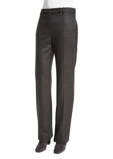 Lawrence Straight-Leg Trousers