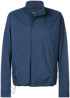 Loro Piana lightweight jacket - Blue