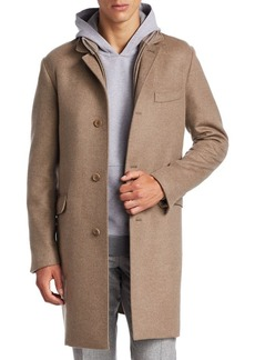 Loro Piana Martingala Cashmere Long Coat