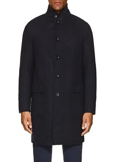 Loro Piana Men's Cashmere Sweater Coat