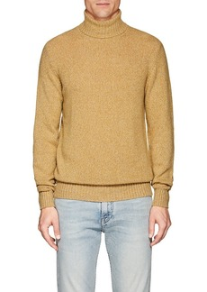 Loro Piana Men's Cashmere Turtleneck Sweater