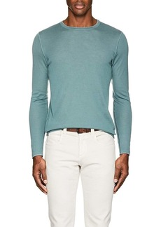Loro Piana Men's Reversible Cashmere Sweater