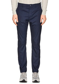 Loro Piana Men's Techno Stretch-Wool-Silk Trousers