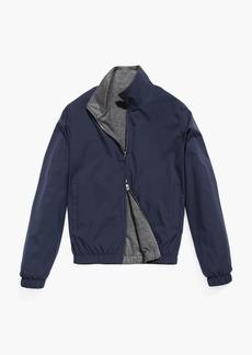 Loro Piana Men's Windmate Reversible Bomber Jacket