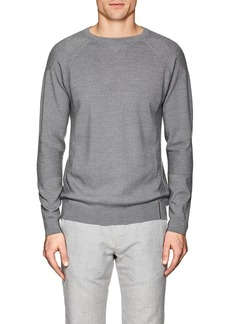 Loro Piana Men's Wool-Blend Sweater