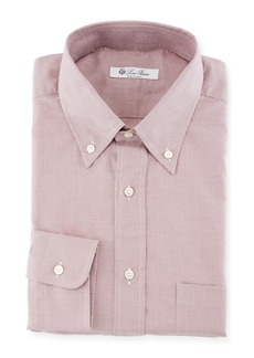 Loro Piana Micro-Check Sport Shirt