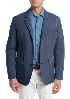 Loro Piana New Cloudy Quilted Blazer Jacket