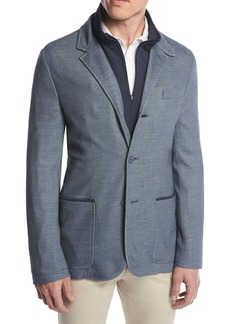 Loro Piana Two Times Three-in-One Blazer/Jacket
