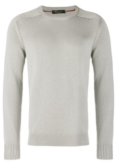 Loro Piana Warwick jumper - Grey