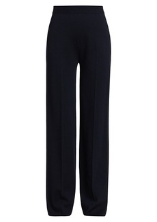 Loro Piana Lungo Cashmere & Silk Pants