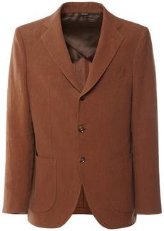 Loro Piana Madrid Linen Sartorial Jacket
