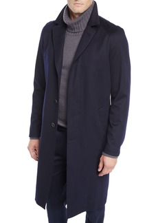 Loro Piana Men's Cashmere Shuttle Coat