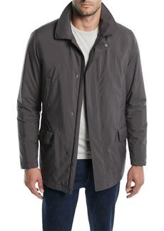 Loro Piana Men's Firenze WindStorm Fur-Lined Jacket