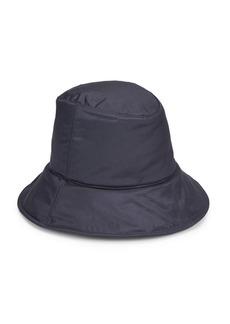 Loro Piana Nellie Silk Bucket Hat