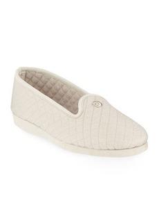 Loro Piana Pantofola Cashmere Slippers