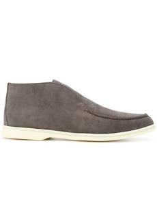 Loro Piana pointed toe loafers