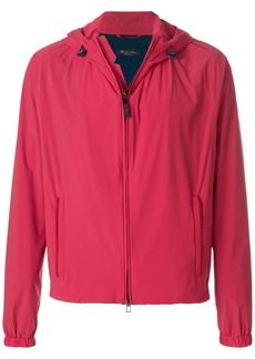 Loro Piana regatta deck rain jacket