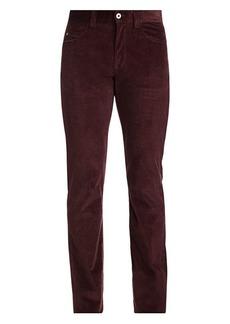 Loro Piana Regular-Fit Corduroy Five-Pocket Jeans