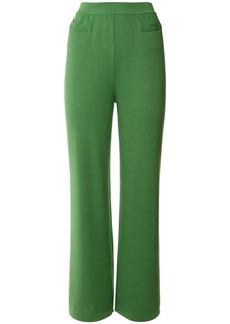 Loro Piana Silk & Cotton Yarn Pants W/front Pockets