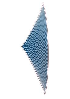 Loro Piana Silk Twill Triangular Scarf