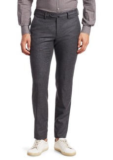 Loro Piana Slim-Fit Wool Cashmere Pants