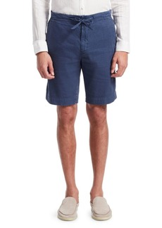 Loro Piana Stretch Drawstring Shorts