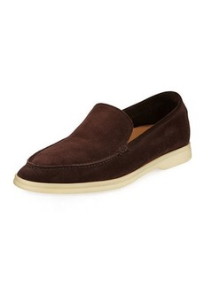 Loro Piana Summer Walk Suede Driver