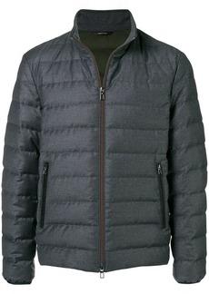 Loro Piana zip padded jacket