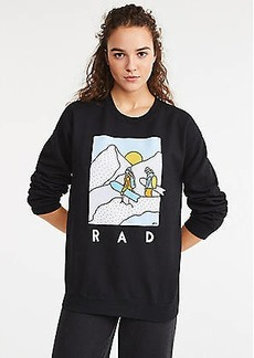Lou & Grey Alimo Rad Sweatshirt