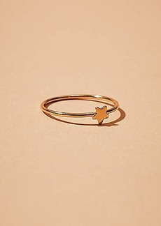 Lou & Grey Baleen Star Ring