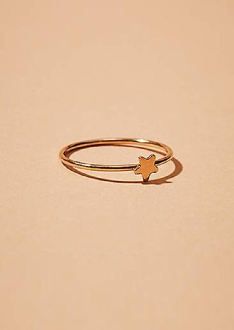 Lou & Grey Baleen Star Ring