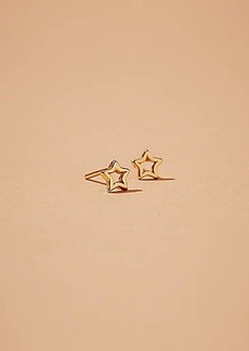 Lou & Grey Baleen Star Studs