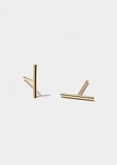 Lou & Grey Baleen Tiny Stick Studs