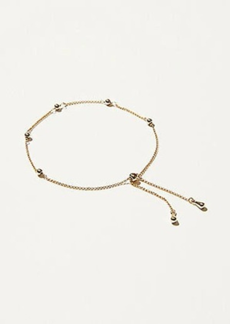 Lou & Grey Ball Chain Bracelet