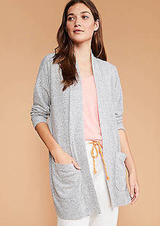 Lou & Grey Brushed Cardigan