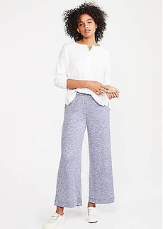 Lou & Grey Brushmarl Wide Leg Pants