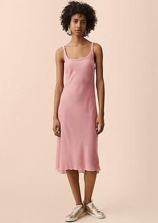 Lou & Grey CP Shades Faye Velvet Slip Dress