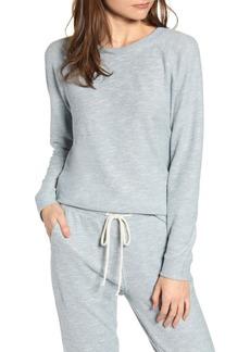 Lou & Grey Fitted Sweatshirt