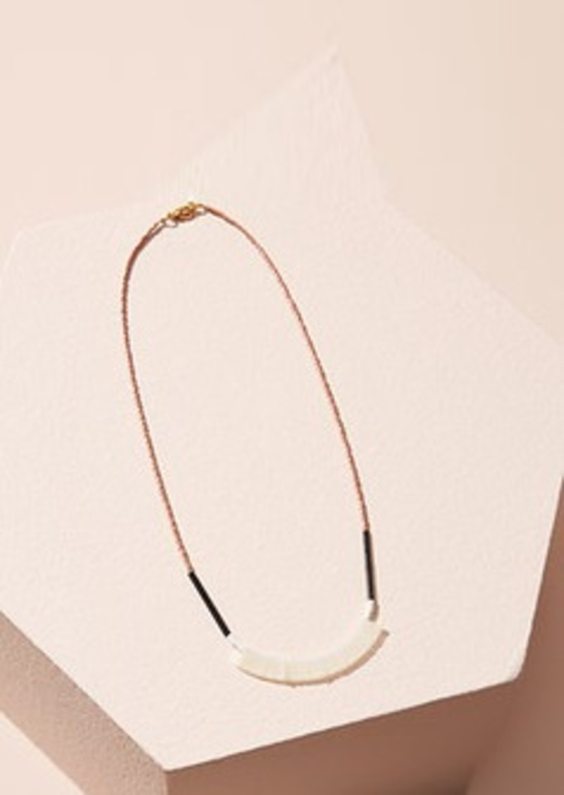 Lou & Grey Fortune Duster Necklace