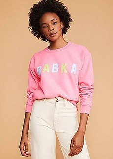Lou & Grey Katie Kimmel Babka Sweatshirt