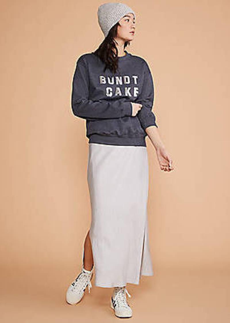 SweatshirtCasual Katie Bundt Shirts Grey Cake Louamp; Kimmel mwvN8n0