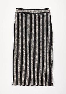 Lou & Grey Lineup Midi Skirt