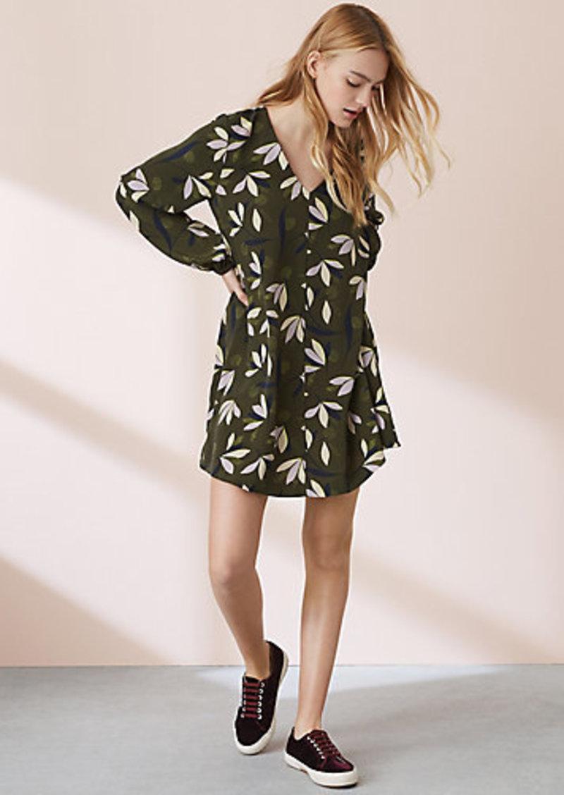 Loft Lou Amp Grey Blume Swing Dress Dresses