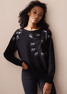 Lou & Grey Branchout Sweatshirt
