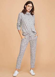 LOFT Lou & Grey Brushmarl Sweatpants