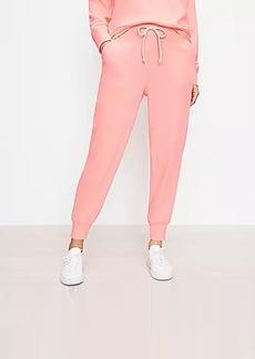 Lou & Grey Cozy Cotton Terry Sweatpants