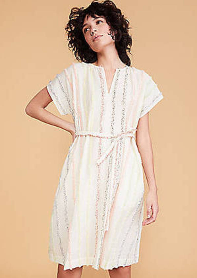 LOFT Lou & Grey Daiquiri Pocket Dress