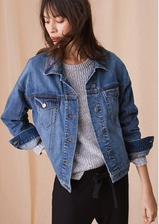 Lou & Grey Denim Jacket