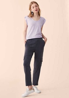 Lou & Grey Fluid Cargo Pants